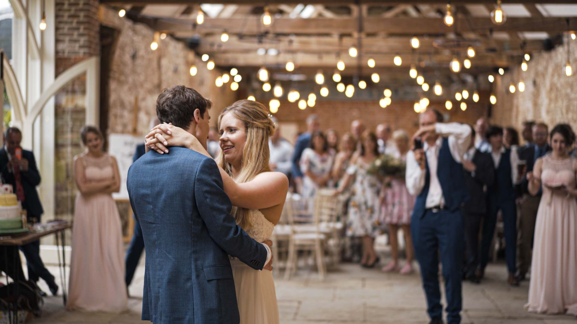 lucy alex wedding couple first dance
